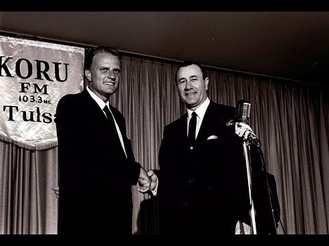 The Friendship of Oral Roberts and Billy Graham