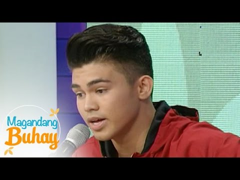 Magandang Buhay: Iñigo sings his own composition