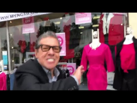 Store owner attacks