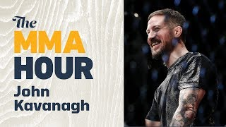 Coach John Kavanagh: Conor McGregor, Team at our Best when 'We're Being Mocked'