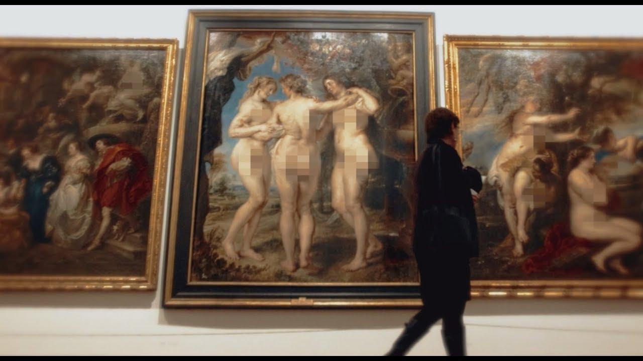Запрещённый контент или искусство? — картины Рубенса попали под цензуру Facebook