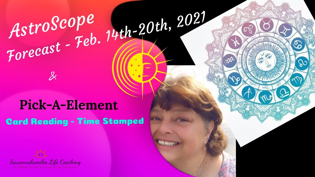 Potential Conflicts In Your Love Life, Proceed With Caution! - AstroScope  Forecast/Pick-A-Element!