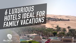 Explore luxury hotels in Abu Dhabi | Tripoto