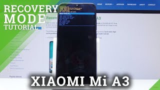 Recovery Mode in XIAOMI Mi A3 - How to Enter & Use Recovery