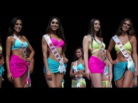 Miss Universe Canada 2018 Top 10 Finalists