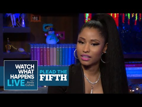 Nicki Minaj On The Biggest Dick In The Music Industry | Plead The Fifth | WWHL from YouTube · Duration:  2 minutes 26 seconds