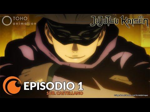 JUJUTSU KAISEN l Episodio 1 COMPLETO (sub. castellano)