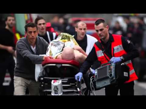 Frankreich Attentat
