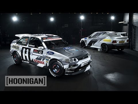 Ken Block's New Livery Unveiling //DT264