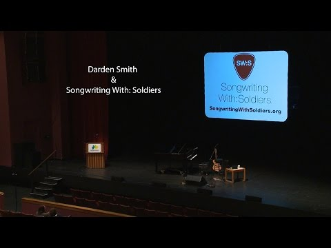 Darden Smith and Songwriting With: Soldiers