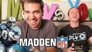 MeVsYou Gaming: Madden Football (ep 7)