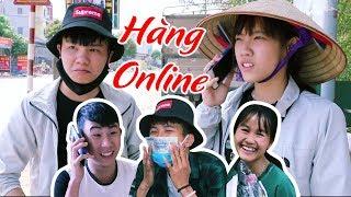 Hàng Online (Cùng Anh Parody) | Tuna Lee