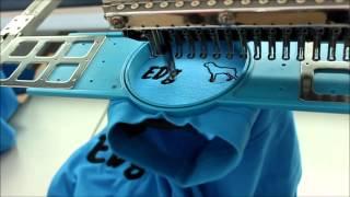 Производство футболок EDgun production of T-shirts(Производство футболок EDgun production of T-shirts., 2014-06-27T10:05:04.000Z)