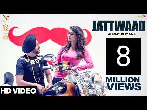Jattwaad - Remmy Romana ft Harry Cheema | New Punjabi Songs 2017 | Vs Records