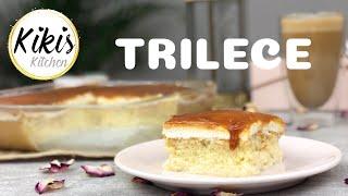 Geniales TRILECE Rezept | Tres Leces | Trileqe | Milchkuchen | albanischer Karamellkuchen