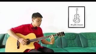 Video (Anji) Bidadari Tak Bersayap | Mr. Dev Acoustic Fingerstyle download MP3, 3GP, MP4, WEBM, AVI, FLV Januari 2018