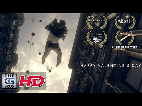 "**Award Winning** CGI Short  Film: ""Happy Valentine's Day"" - by Neymarc Visuals"