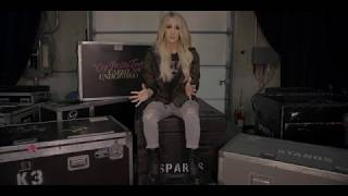 "Rap ""The Champion"" live with Carrie Underwood on The Cry Pretty Tour 360!"