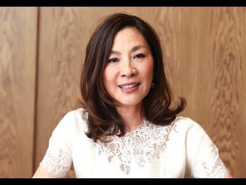 "Michelle Yeoh on ""Crazy Rich Asians"""