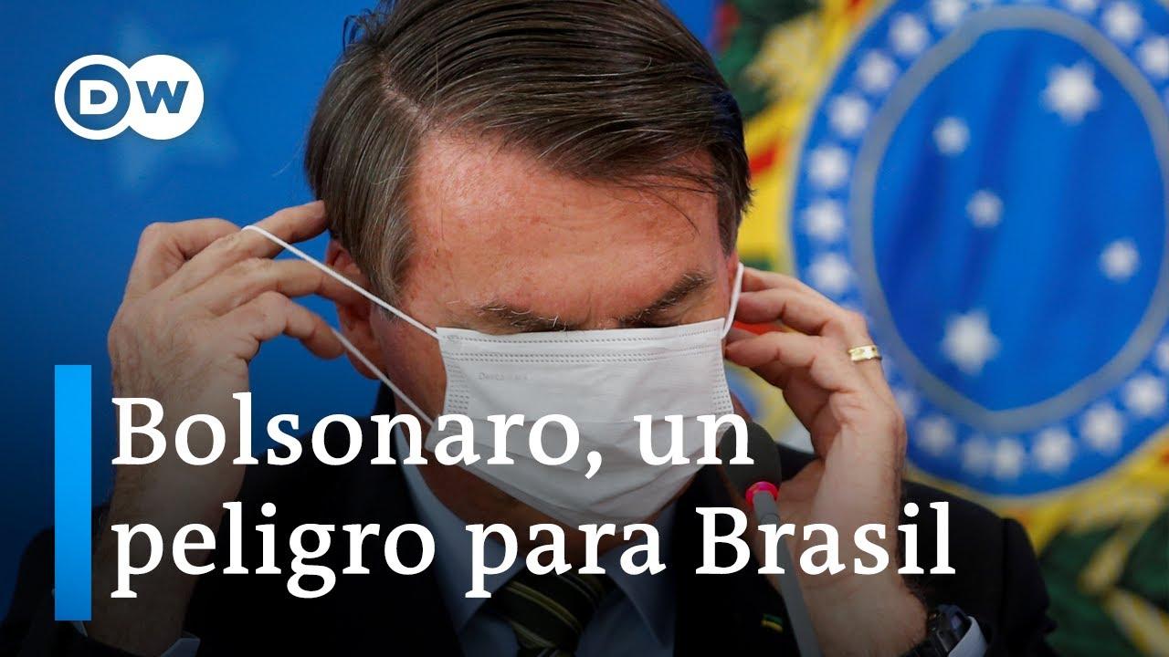Covid19: Los puntos débiles de Brasil