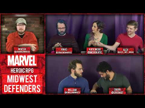 Midwest Defenders | Marvel Heroic Roleplaying