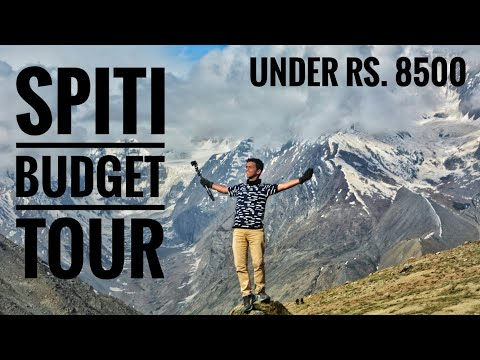 KAZA to MANALI BUS | SPITI VALLEY 2017 | Under Rs. 8500