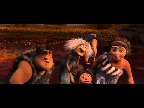 Семейка крудс 2 мультфильм смотреть