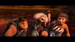 Семейка Крудс - Трейлер №2 (дублированный) 1080p