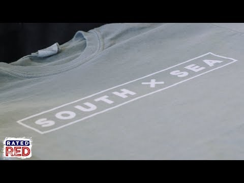 Crafted: Custom Screen-Printed Shirts from South x Sea