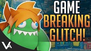 SFV - Insane Blanka Glitch That Breaks The Game! News Update Soon At Evo Japan? Street Fighter 5