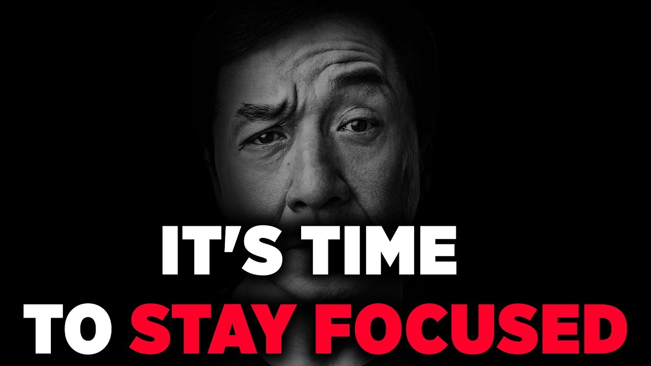IT's TIME TO STAY FOCUS -  STAY FOCUS Motivational Video