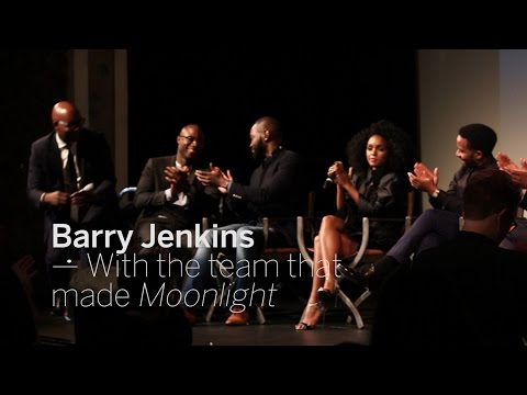 BARRY JENKINS — With the team that made Moonlight | TIFF 2016
