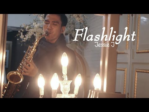 Flashlight (Jessie J) alto saxophone cover by Desmond Amos