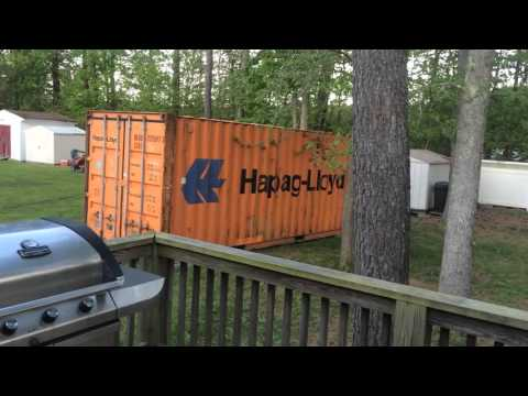 Should you buy a shipping container and some tips