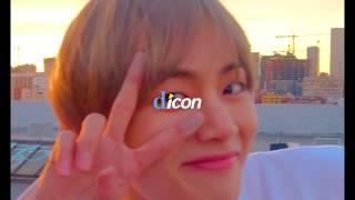 [D아이콘] @ LA 방탄소년단(BTS)_뷔