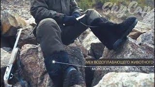 Мужские унты, сапоги из натурального меха от Украинского производителя | ВИДЕО ОБЗОР