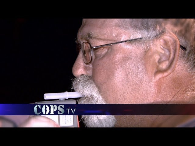 I'm Dumb As You Look, Officers Woodard and Lapitsky, COPS TV SHOW