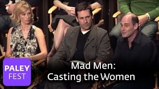 Mad Men - Casting the Women (Paley Center)