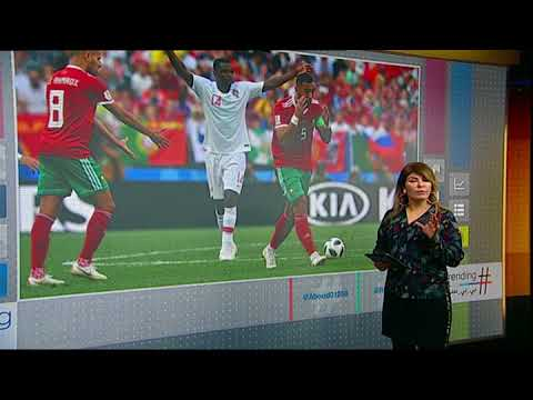 بي_بي_سي_ترندينغ| #المغرب خارج #كأس_العالم وتفاصيل الهزيمة أمام #البرتغال  - نشر قبل 2 ساعة
