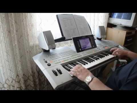 Voulez-vous danser Grand Mère - Lina Margy - Yamaha Tyros 2