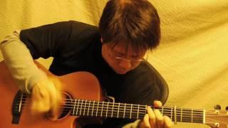 残酷な天使のテーゼ (acoustic guitar solo) thumbnail
