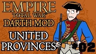 Empire Total War (Darthmod) - United Provinces Campaign - Part 2 - Dealing With Pirates!