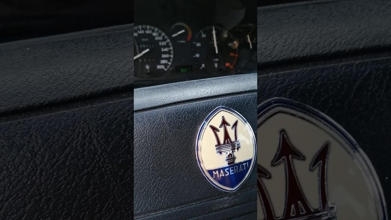 Maserati Quattroporte 1994-2002 - YouTube