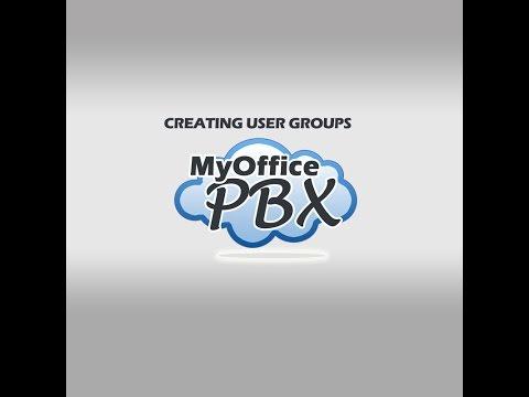 MyOffice PBX: Creating Hunt Groups