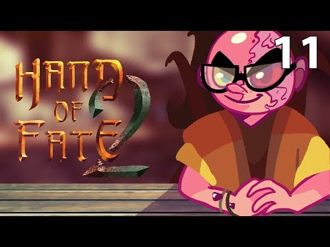 Hand of Fate 2 - Northernlion Plays - The Wheel [Episode 11]