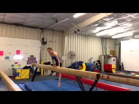 press handstand beam mount with drills  youtube