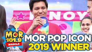 MOR Exclusives: Kilalanin ang ating MOR Pinoy Pop Icon 2019 Regional Champion (Hong Kong)!