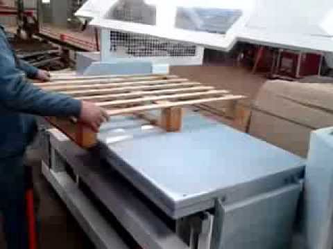 Desarmadora de pallets de madera tacos tablas clavos - Clavos para madera ...