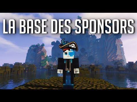 La Base des Sponsors + Poster vos Bases HolyCube !