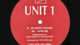 Alex Reece & Wax Doctor - Atlantic Drama